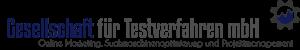 Offizielle Website der Gesellschaft für Testverfahren mbH